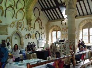 Artisan Craft Market at Oakham Castle @ Oakham Castle | Oakham | United Kingdom