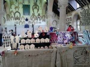 Artisan Craft Market at Oakham Castle